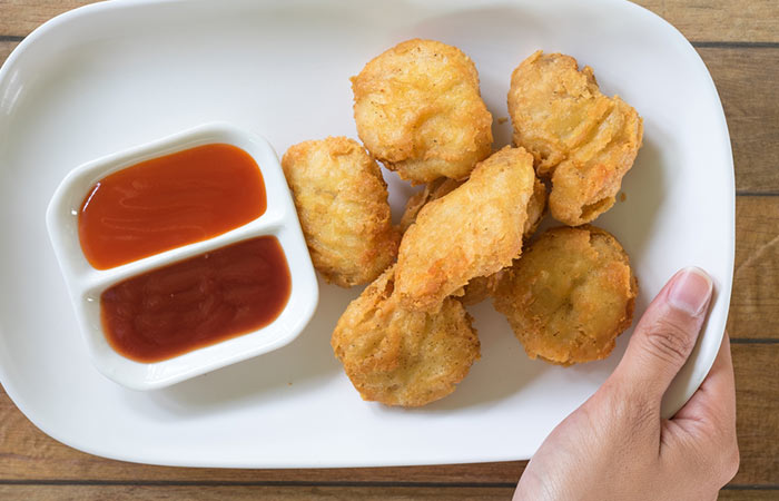 Chicken Nuggets Recipes - Buttermilk Chicken Nuggets