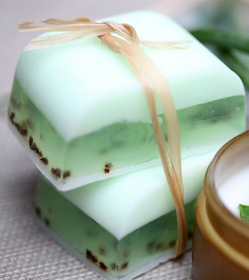 2 Simple Ways To Make Aloe Vera Soap At Home