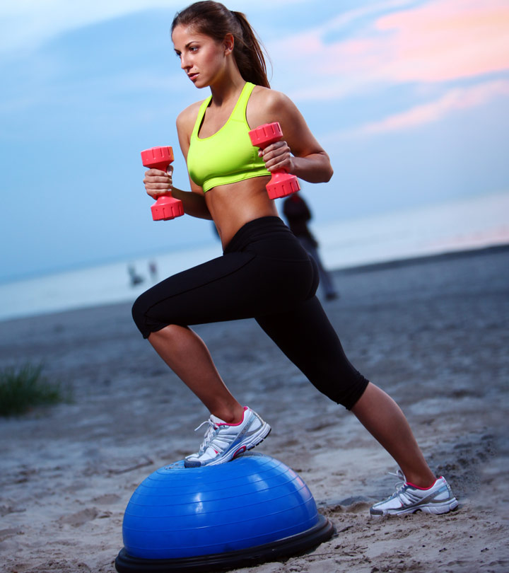 3 Amazing Benefits Of Bosu Ball Exercises