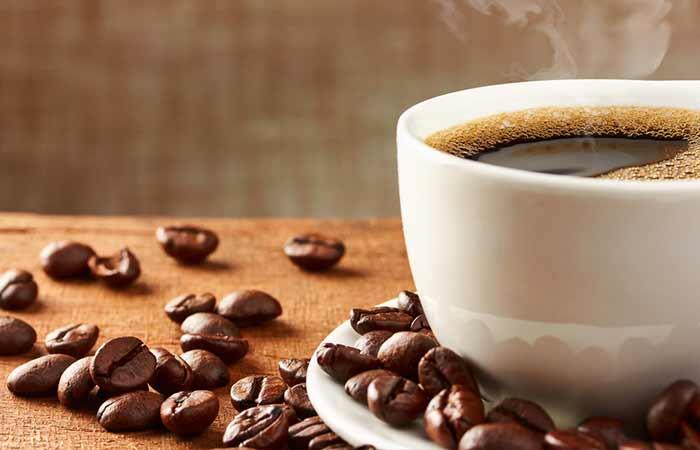 3. Caffeine