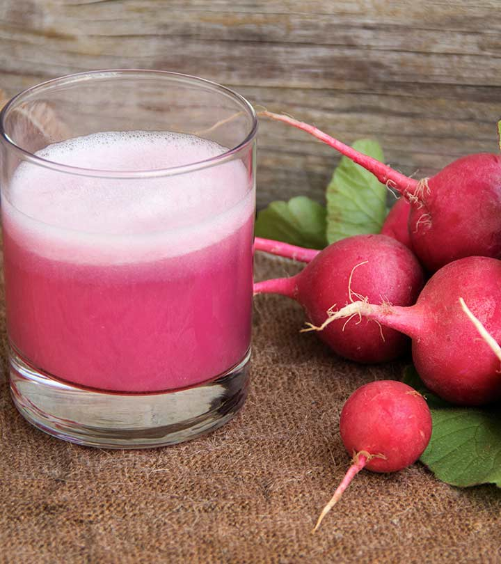 Is Radish Juice Good For Weight Loss?