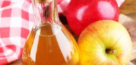 How To Use Apple Cider Vinegar To Treat Acne