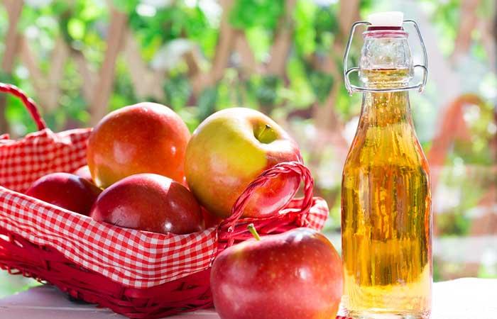 Chest Pain - Apple Cider Vinegar