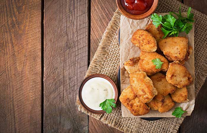4. Paleo Chicken Nuggets