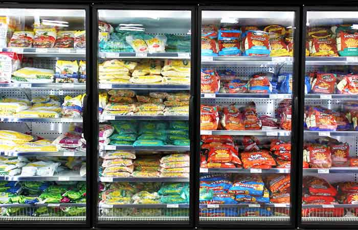 4. Processed And Frozen Foods
