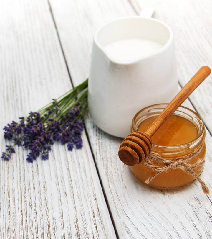 5 Benefits Of Using Milk And Honey For Face