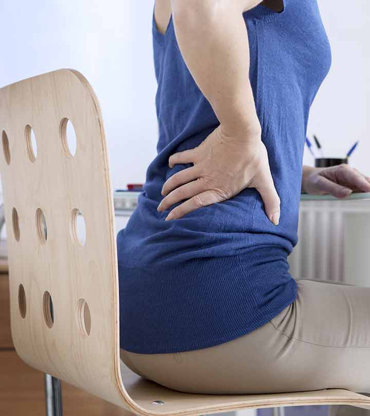 5 Best Home Remedies To Treat Tailbone Pain