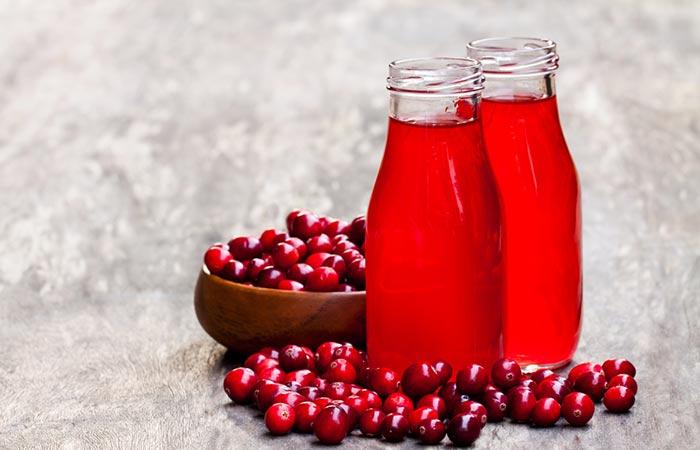 5. Cranberry Juice