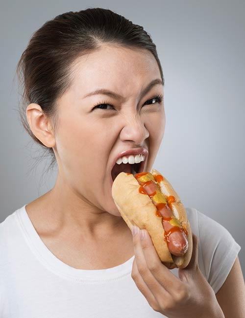 Weight Gain During Periods - Food Cravings