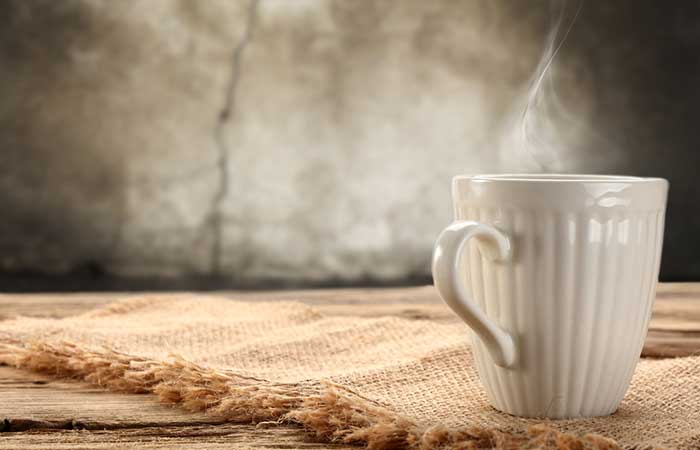 Chest Pain - Hot Drinks