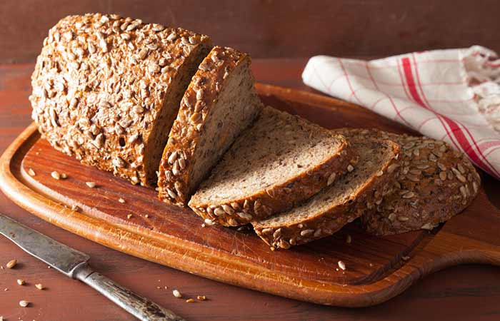 6. Whole Grain Bread