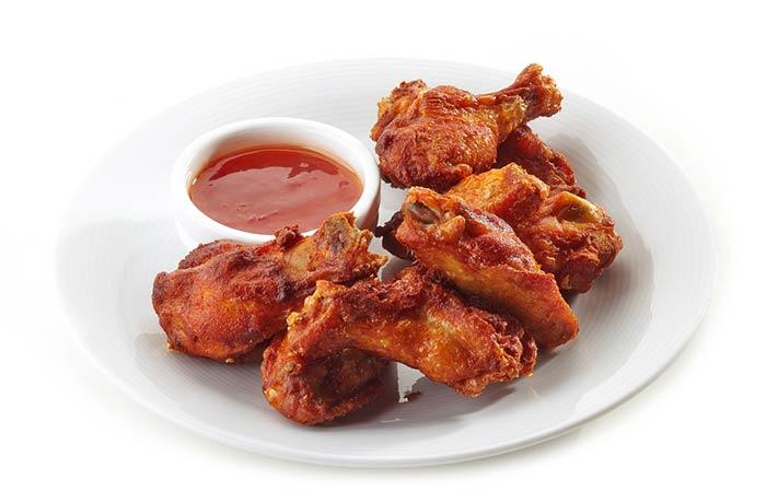 Chicken Nuggets Recipes - Healthy Buffalo Chicken Nuggets