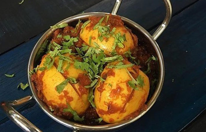 Egg Curry Recipes - Kadai Egg Curry