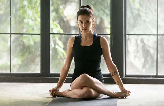 Hip Flexor Stretches - Stacked Knee Glute Stretch