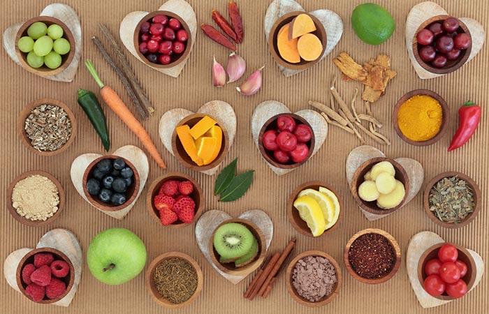 7. Vitamin And Minerals