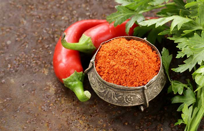 Chest Pain - Cayenne Pepper