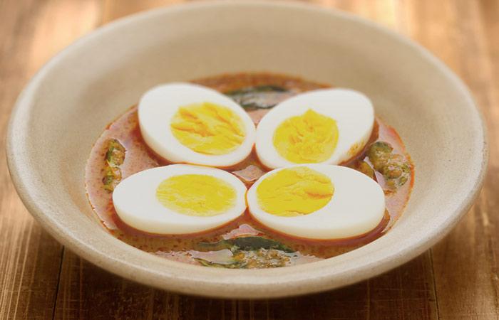 Egg Curry Recipes - Goan Egg Vindaloo Curry