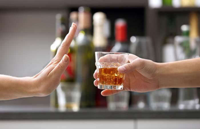 9. Alcohol