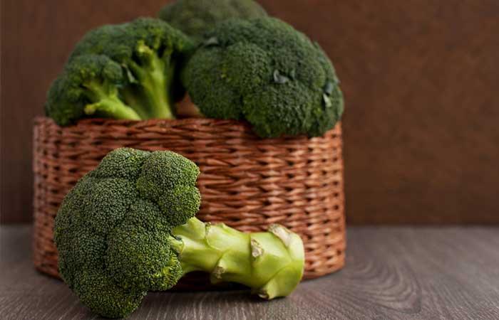 9. Broccoli