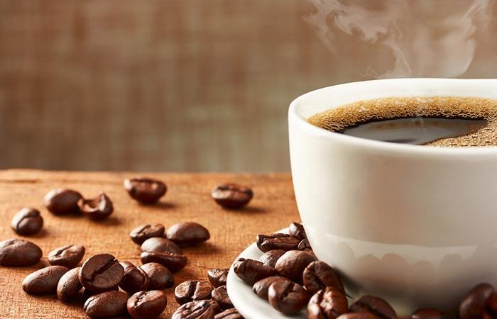 Muscle Weakness Treatment - Coffee