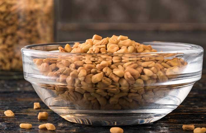 Chest Pain - Fenugreek Seeds