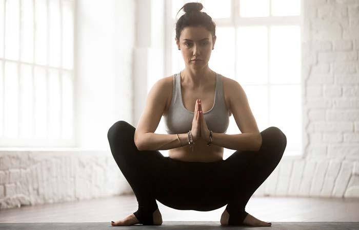 Hip Flexor Stretches - Garland Pose
