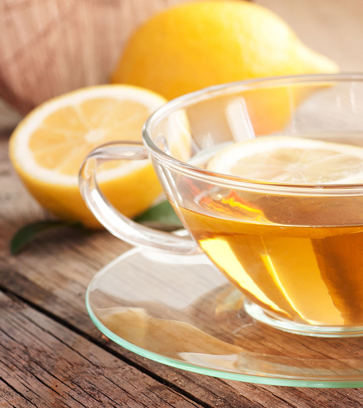 10 Unexpected Side Effects Of Lemon Tea