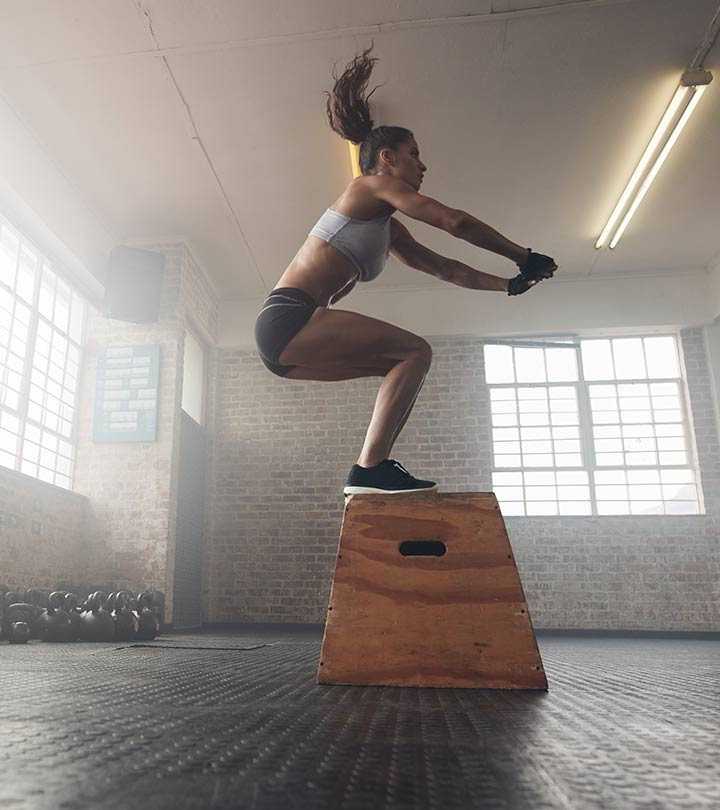 7 Amazing Benefits Of Jump Squats
