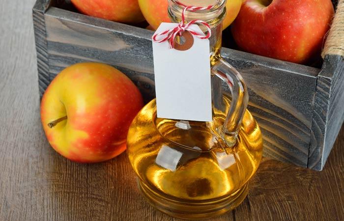 Apa Efek Samping Minum Cuka Apel?