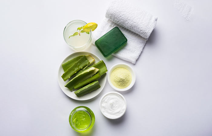 Benefits Of Aloe Vera/Aloe Vera Soap - Aloe Vera Soap