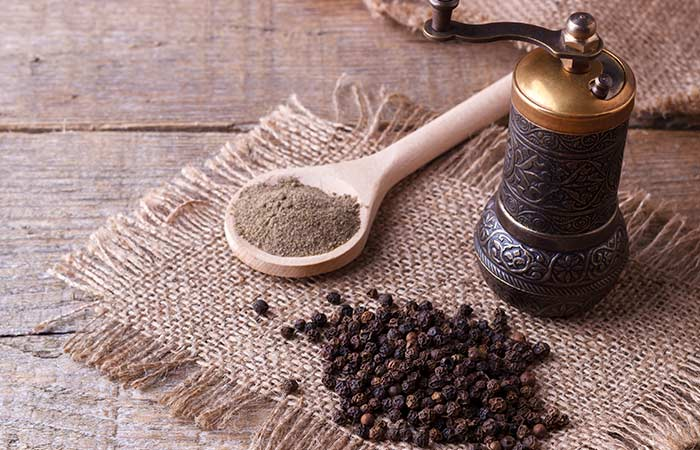 Black Pepper For Weight Loss - Black Pepper Dosage For Weight Loss