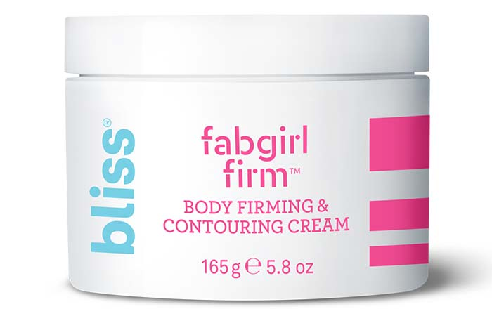 Anti-Cellulite Creams - Bliss FabGirl Firm Body Cream