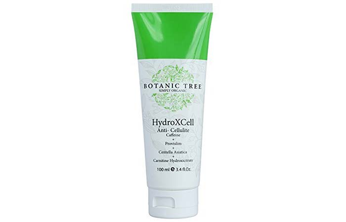 Anti-Cellulite Creams - Botanic Tree HydroXCell Anti-Cellulite