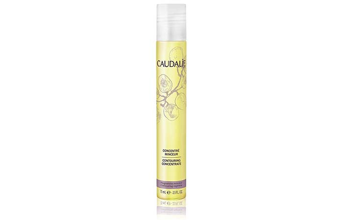 Anti-Cellulite Creams - Caudalie Contouring Concentrate
