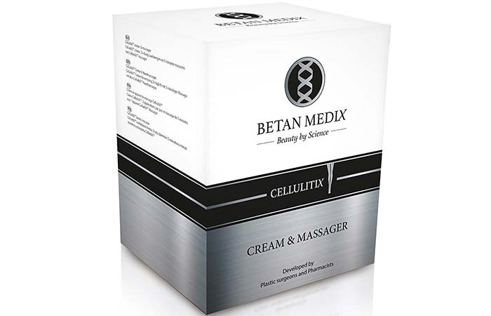 Anti-Cellulite Creams - CellulitiX Cellulite Remover