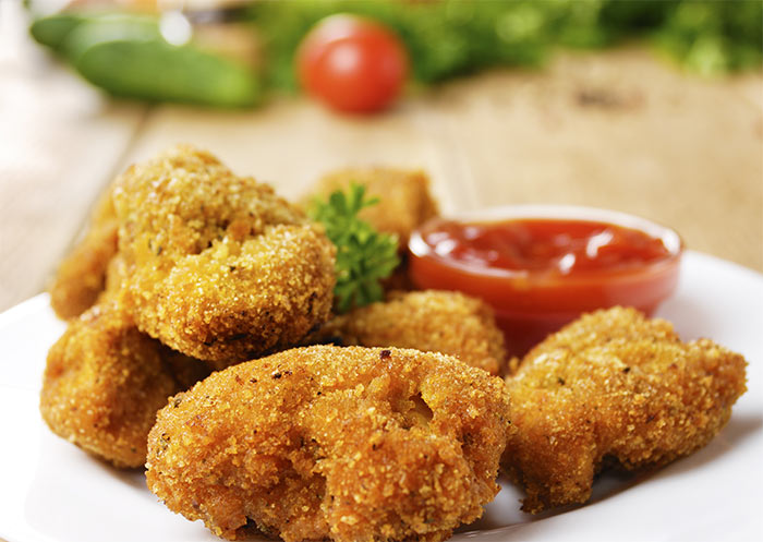 Chicken Nuggets Recipes - Chicken And Zucchini Nuggets