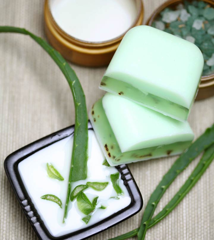DIY Aloe Vera Soap A Step By Step Guide To Make Soap At Home