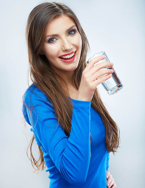 Weight Gain During Periods - Drink Water