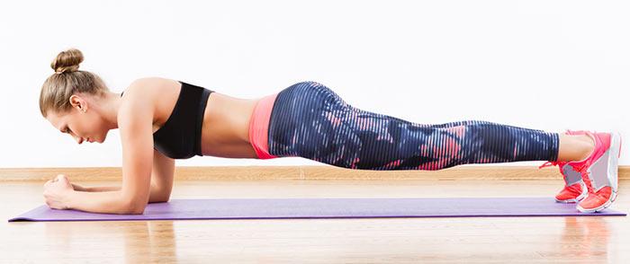 Forward-Plank