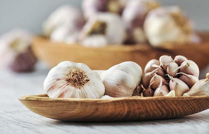 How To Get Rid Of Intestinal Parasites - Garlic