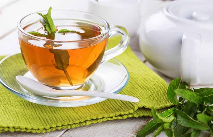 How To Get Rid Of Intestinal Parasites - Herbal Tea