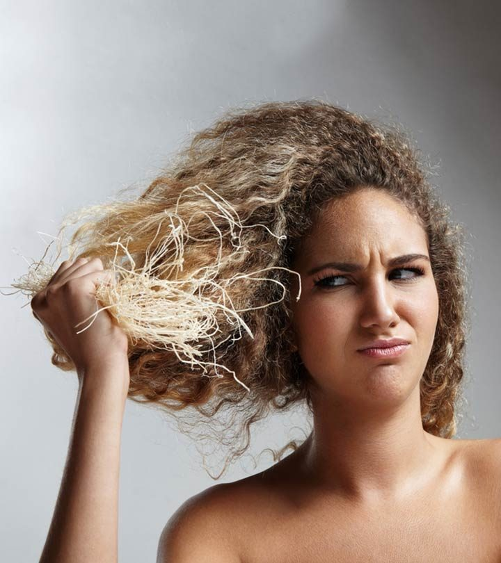 How To Improve Your Hair Texture Naturally