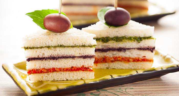 5 must try sanjeev kapoor recipes for kids 3 tri layered and tricolored sandwiches forumfinder Choice Image