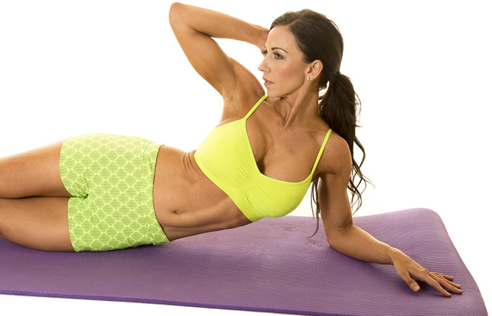 Side-Crunches