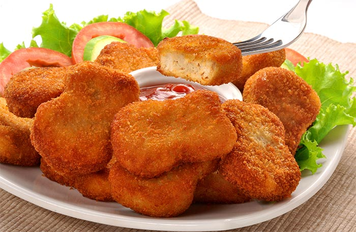 Chicken Nuggets Recipes - Spicy Chicken Nuggets