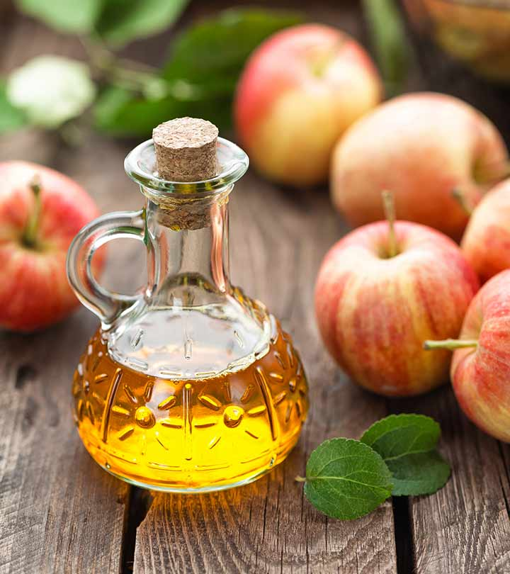 Tips To Use Apple Cider Vinegar For Treating Acne