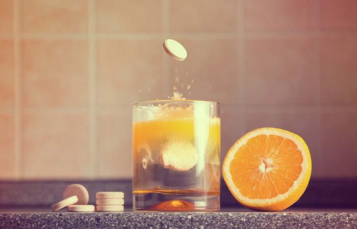 How To Get Rid Of Intestinal Parasites - Vitamin C