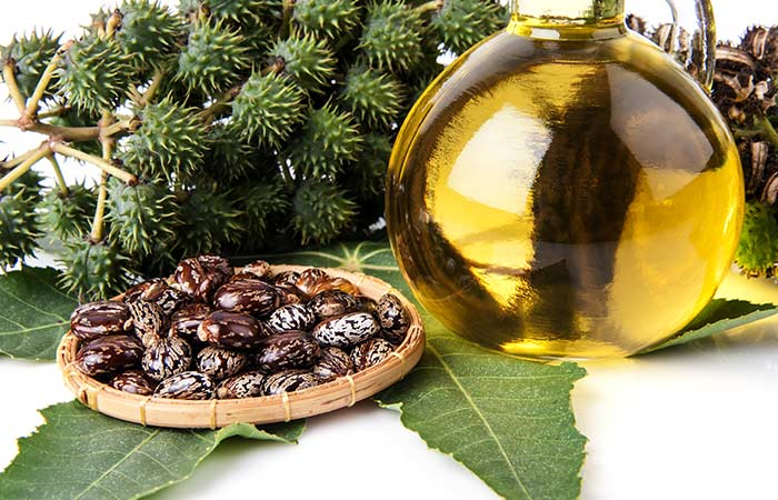 1. Castor Oil For Baldness