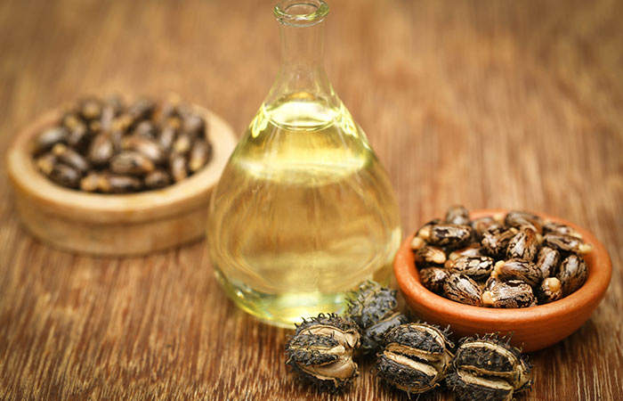 Castor Oil For Eyebrows - Castor Oil Massage