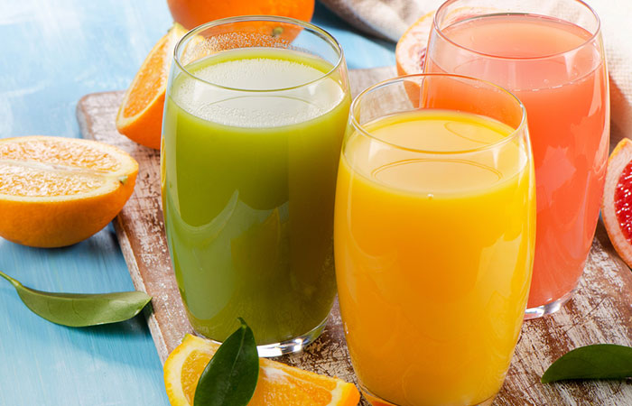 Ulcerative Colitis Diet– Foods To Eat - Fruit Juices